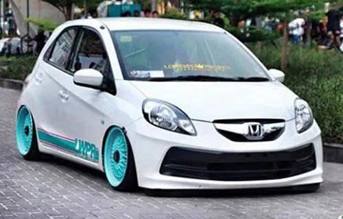 Modifikasi Honda Brio Ceper
