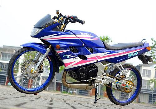 Modifikasi Yamaha Touch