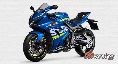 Moge Suzuki GSX-R1000R