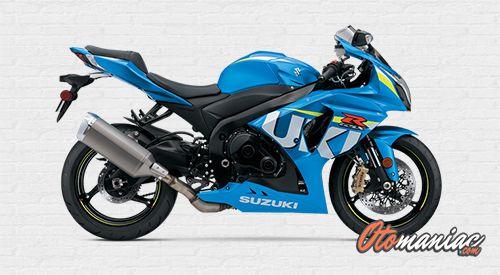 Moge Suzuki GSX-R750