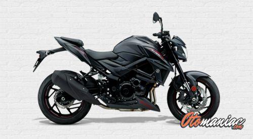 Moge Suzuki GSX-S1000ABS Matte Black