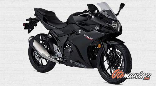 Moge Suzuki GSX250RABS