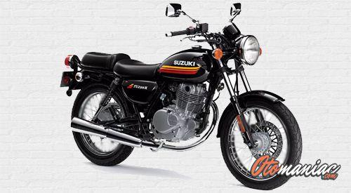 Moge Suzuki TU250X