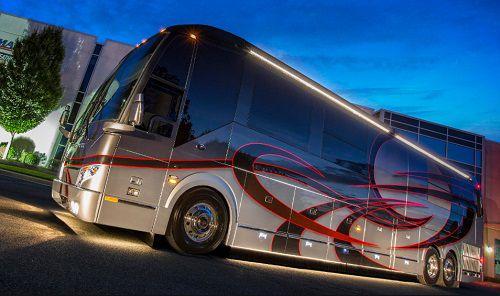 RV The Vantare Platinum Bus