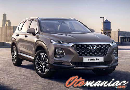 Spesifikasi Dan Harga New Hyundai Santa FE 2018