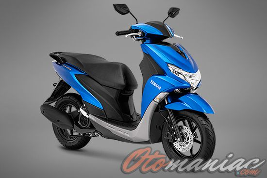 Desain Yamaha FreeGo