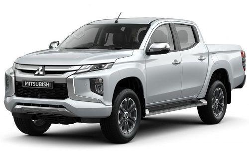 Desain dan Dimensi Mitsubishi Triton Facelift
