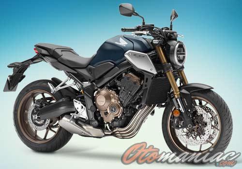 Harga Honda CB650R