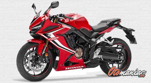 Harga Honda CBR650R