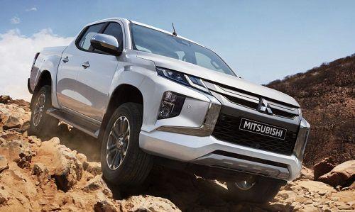 Harga Mitsubishi Triton Facelift
