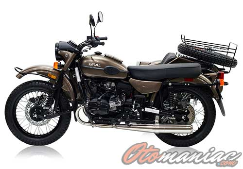 Harga Motor Ural Gear Up