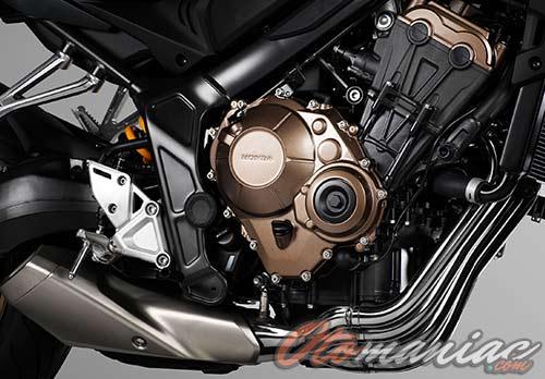 Mesin Honda CB650R