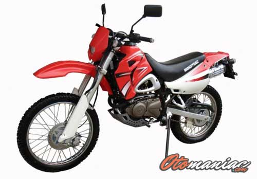 Motor Trail Monstrac Enduro 200