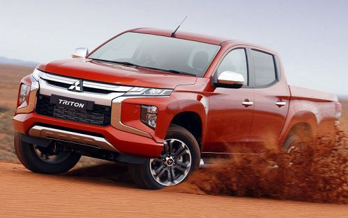 Harga Mitsubishi Triton 2020 Review Spesifikasi Gambar Otomaniac