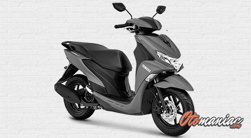 Spesifikasi dan Harga Yamaha Freego S