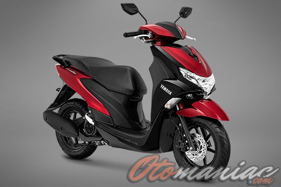 Review Yamaha FreeGo
