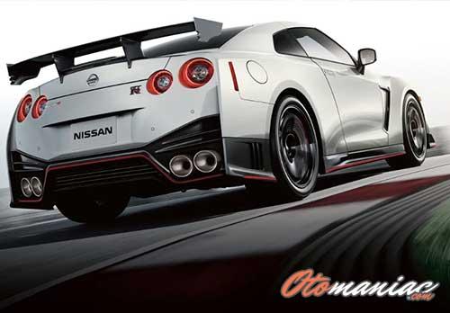 Spesifikasi Nissan GT-R