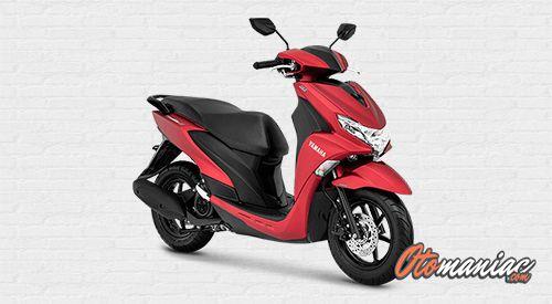 Spesifikasi Yamaha Freego S