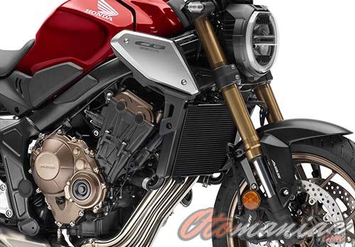 Suspensi Honda CB650R