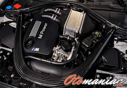 Engine BMW M2 Competition