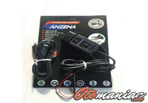 New Anzena Charger Motor 2A
