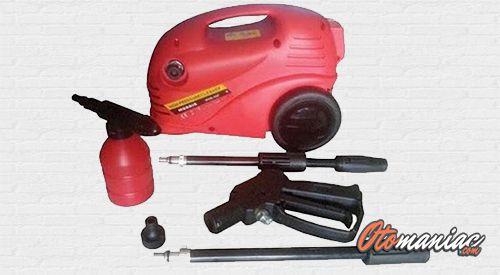 Alat Cuci Motor & Mobil Morris Steam