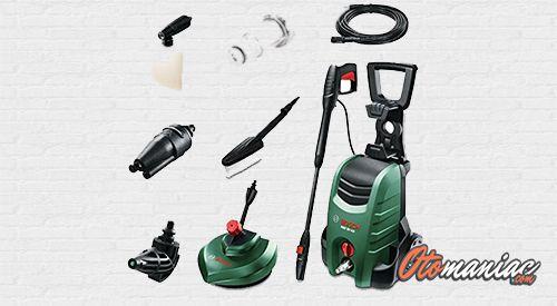 Alat Cuci Motor & Mobil Steam Bosch