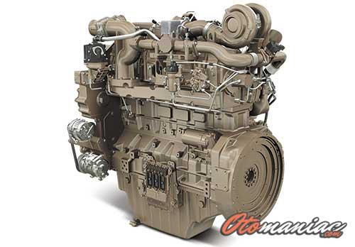 Cara Kerja Mesin Diesel 4 Langkah