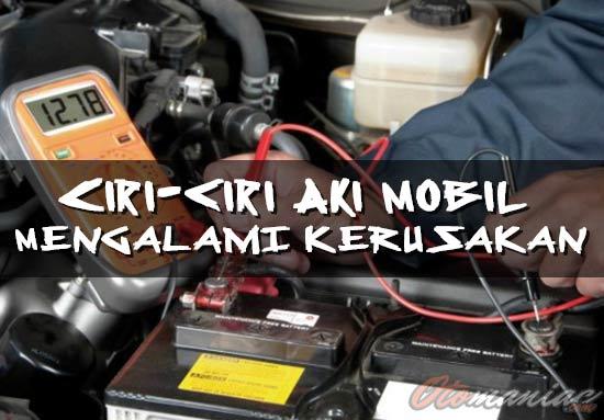Ciri Aki Mobil Rusak