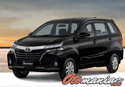 Harga Toyota New Avanza 2019