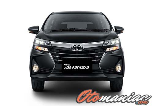 Harga Toyota New Avanza Terbaru
