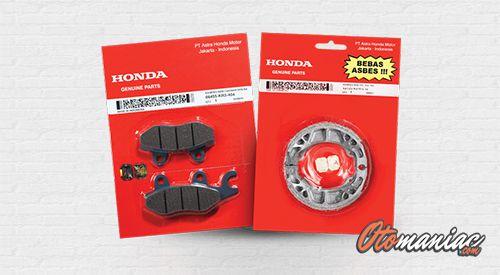 Harga Sparepart Motor Honda Revo