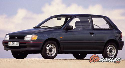 Mobil 30 Jutaan Terbaik Toyota Starlet