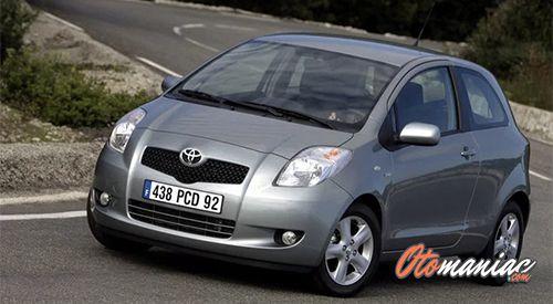 Mobil Bekas 80 Jutaan Terbaik Toyota Yaris