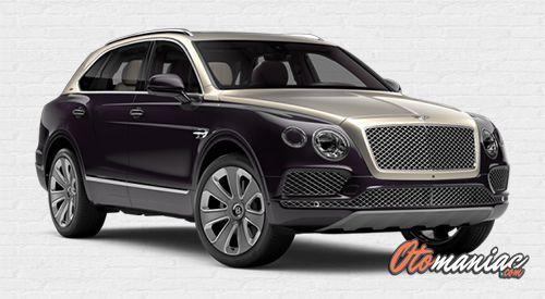 Mobil SUV Tercepat Bentley Bentayga