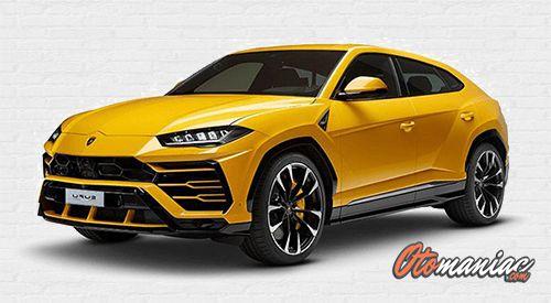 Mobil SUV Tercepat Lamborghini Urus