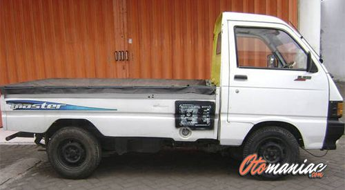 Pick Up Daihatsu Zebra (1992)