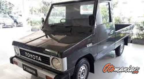 Pick Up Kijang Kotak (1983)