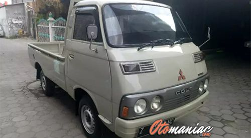 Pick Up Mitsubishi Colt T120 (1981)
