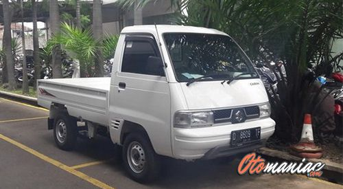 Pick Up Suzuki Futura