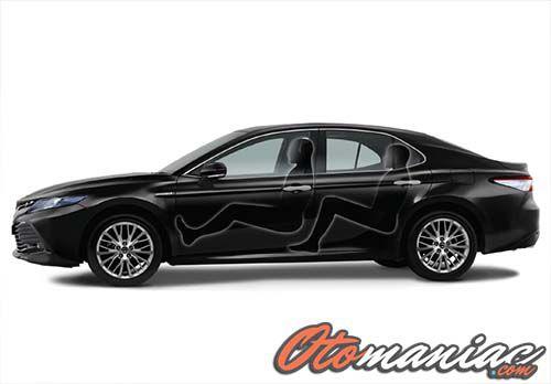 Spesifikasi All New Toyota Camry
