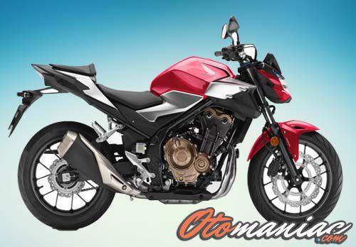 Harga Honda CB500F 2019