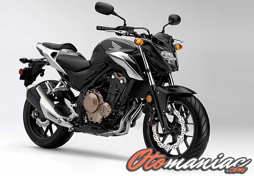 Harga Honda CB500F 2019 Terbaru : Review Dan Spesifikasi