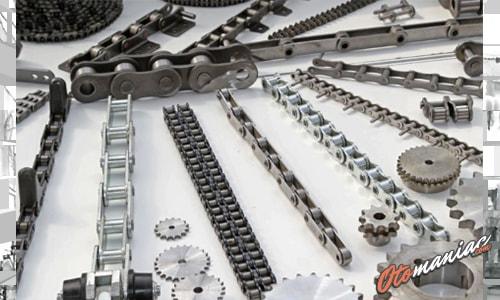 Cara Memotong Rantai Motor Secara Manual