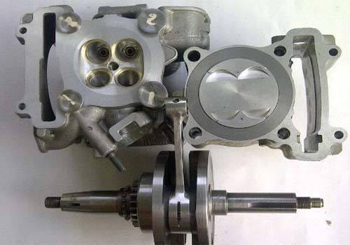 7 Cara Menaikan Kompresi Mesin Motor Agar Tenaga Bertambah