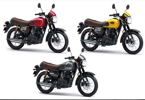 Daftar Harga Kawasaki W175