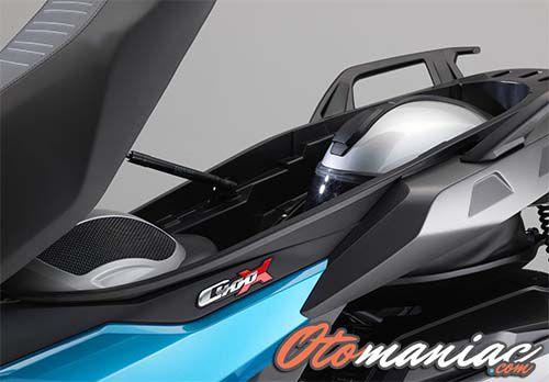 Fitur BMW C 400 X