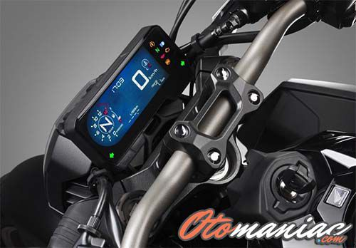 Fitur Honda CB500X 2019