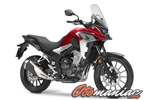 Gambar Honda CB500X 2019