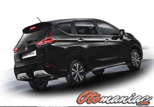 Gambar Nissan All New Livina 2019